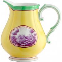Lattiera per 12 cc 405 Antico Doccia toscana citrino