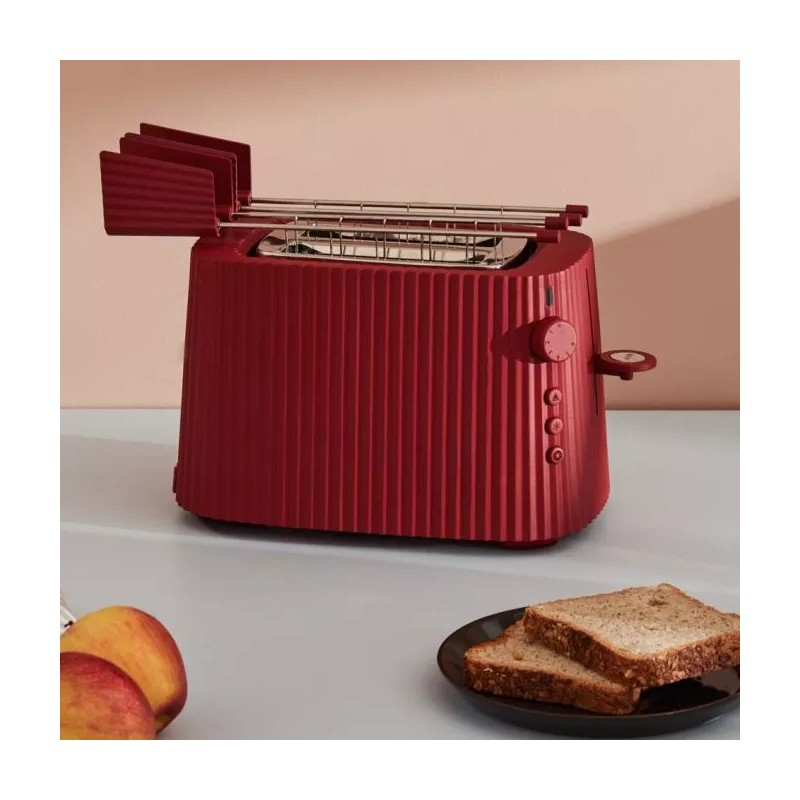 tostapane rosso Plissè