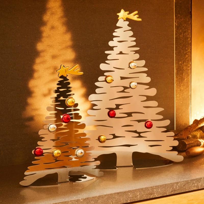 Albero di Natale Oro 30cm Bark for Christmas (edizione limitata)
