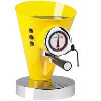 macchina da caffè diva evolution gialla