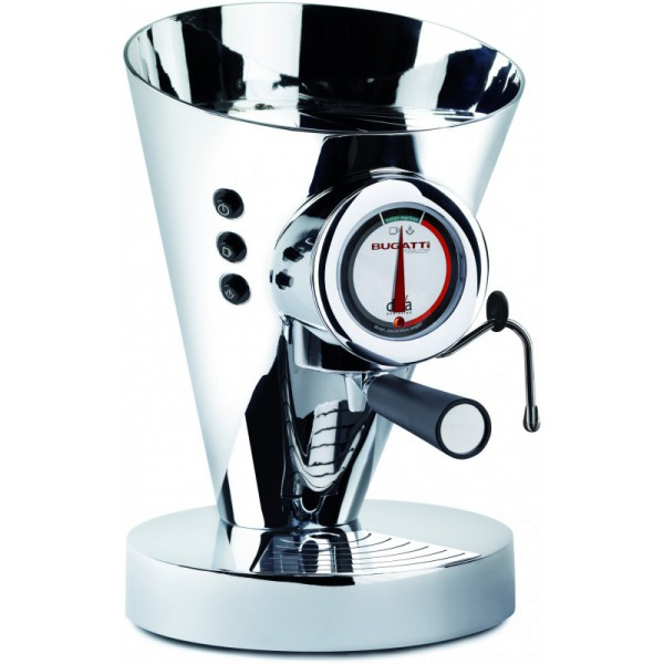 macchina da caffè diva evolution cromata