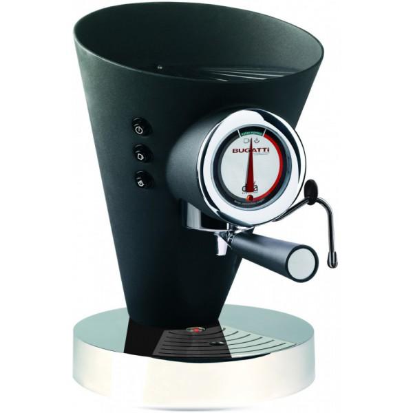 macchina da caffè diva evolution nera