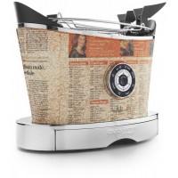 tostapane volo carta giornale