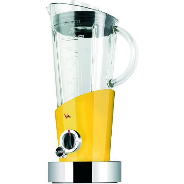 frullatore vela giallo
