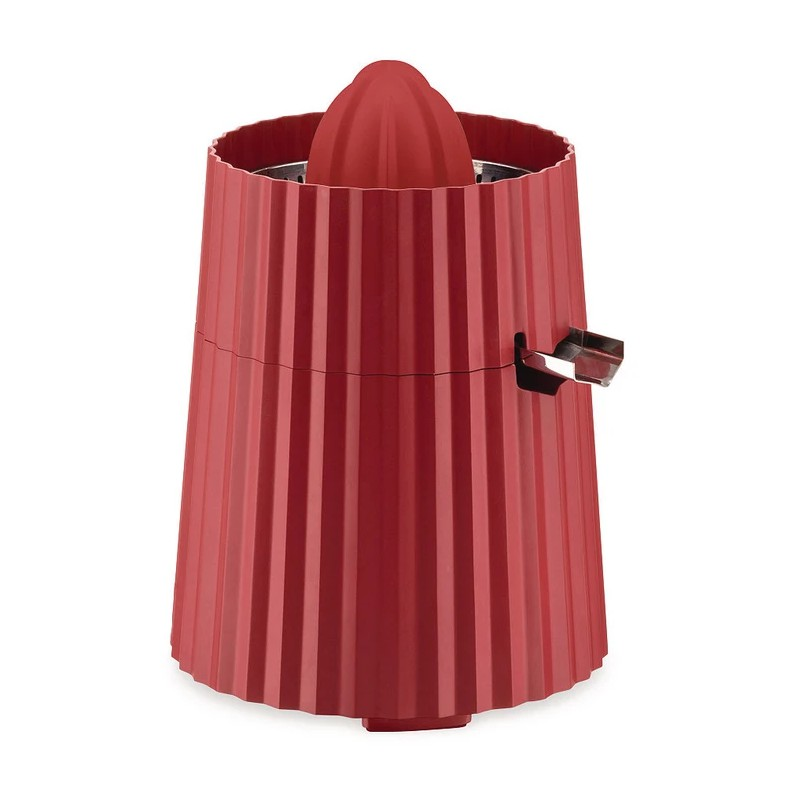 spremiagrumi elettrico rosso Plissè