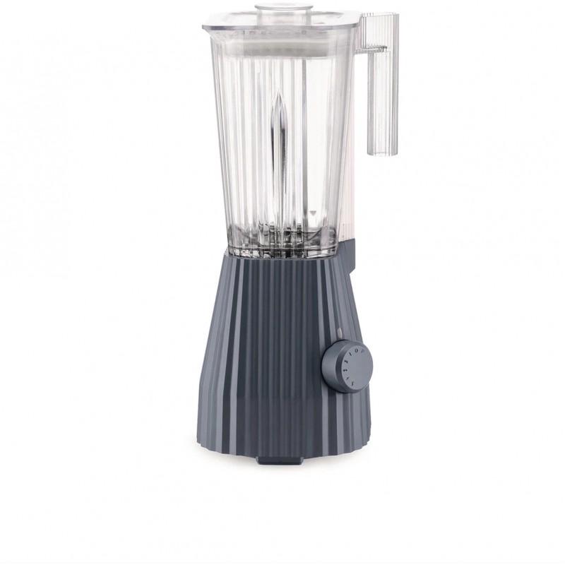 frullatore elettrico grigio Plissè