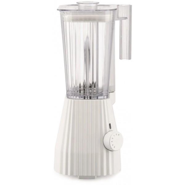frullatore elettrico bianco Plissè