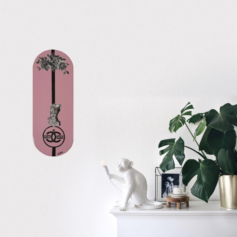 Skateboard da parete 83cm la chatte