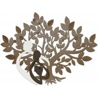 capezzale sacra famiglia albero della vita 114x87cm