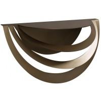 Consolle bronzo Optical