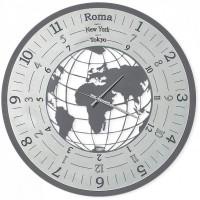 Orologio World ardesia 51cm
