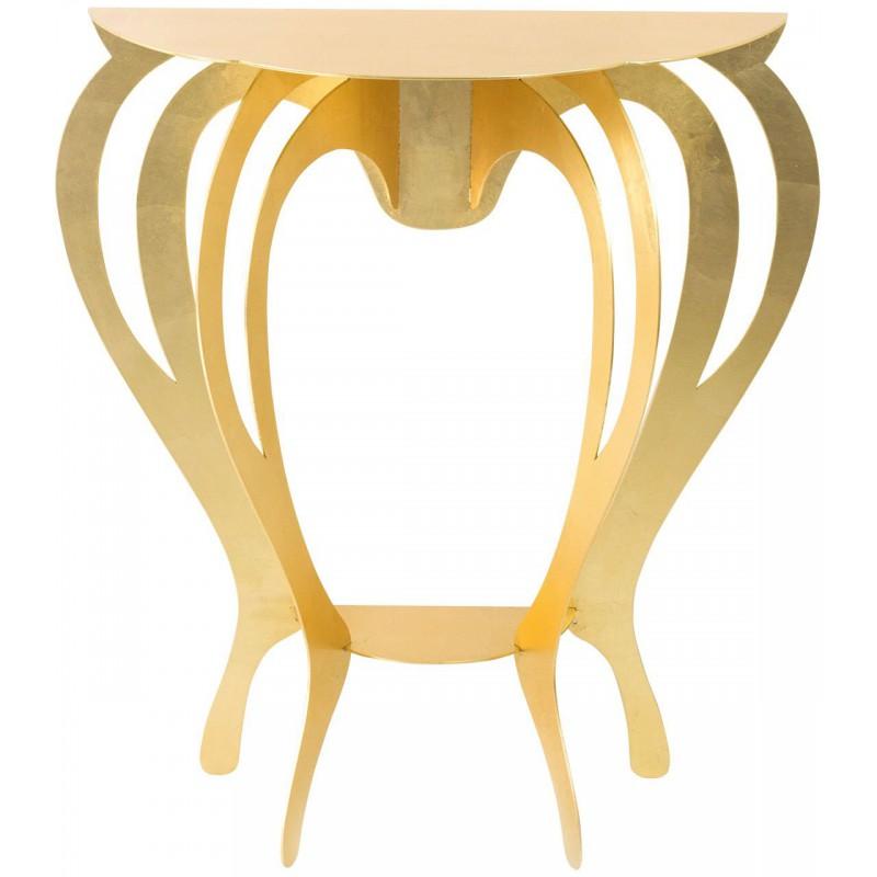 Consolle oro Ballerina