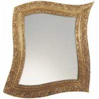 Specchio da parete artistico Neo Barocco oro 90cm