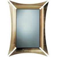 Specchio Morgana oro 100cm