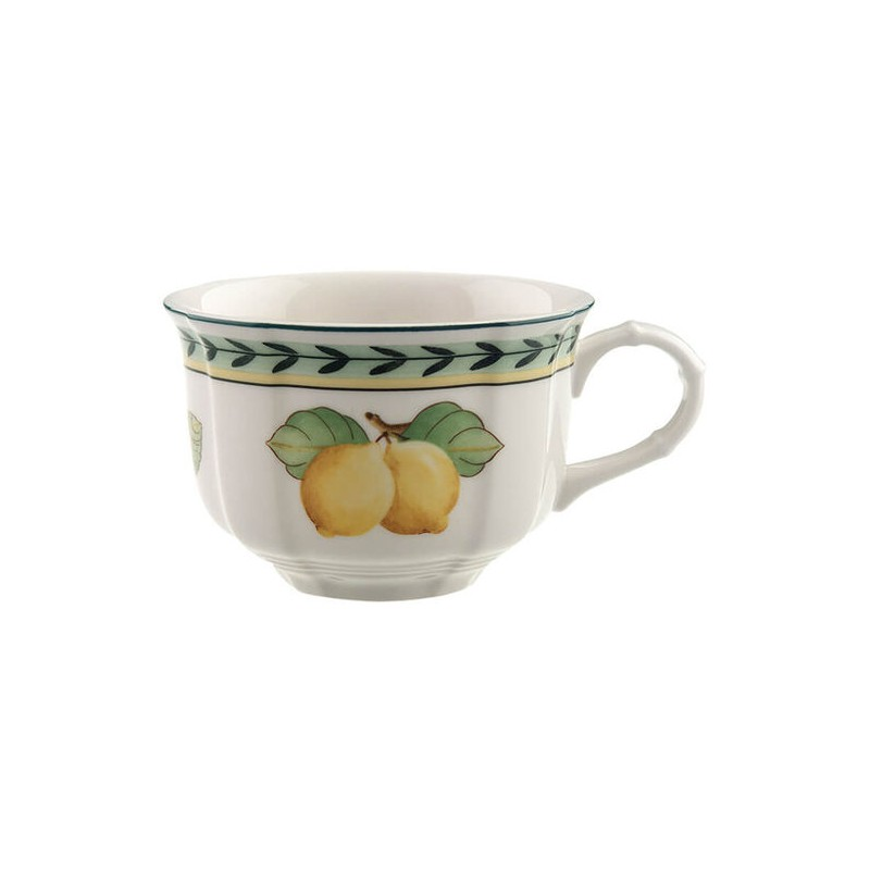 Set 12 tazze tè Fleurence French Garden