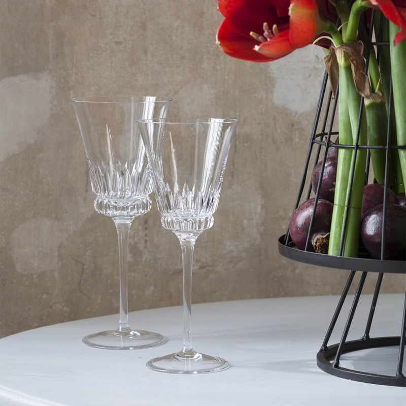 Set 6 calici vino bianco