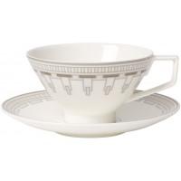 Set 6 tazze tè con piattino La Classica