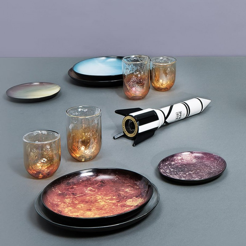 Set 6 bicchieri 10cm diesel cosmic dinner