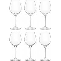 Set  6 calici vino bianco vizio