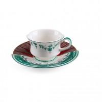 Tazza caffè con piattino Chucuito Hybrid 2.0