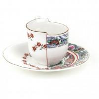 tazzina da caffè in porcellana hybrid tamara