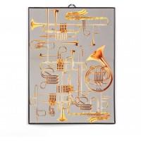 specchio trumpet 40cm toiletpaper