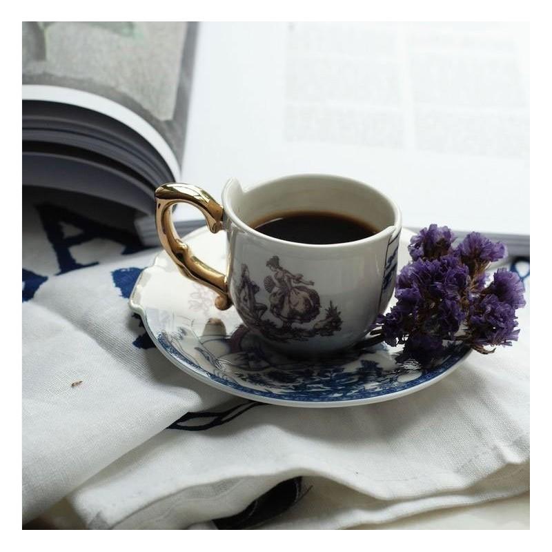 Set 6 tazze da caffè Hybrid