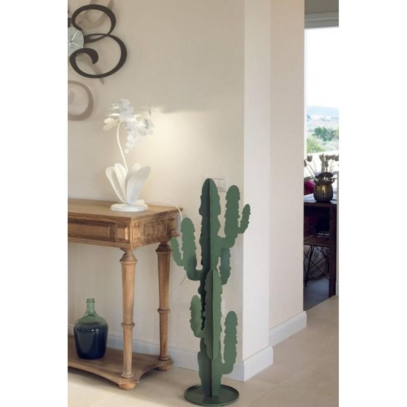Pianta in metallo Cactus