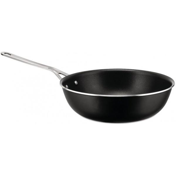 Padella antiaderente nera 28cm Pots & Pans