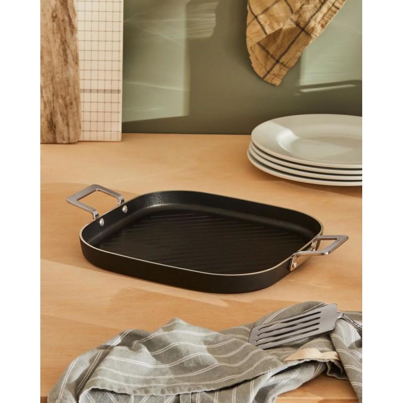 Bistecchiera antiaderente quadrata 29cm Pots & Pans