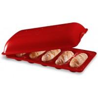Cuoci pane per panini rosso