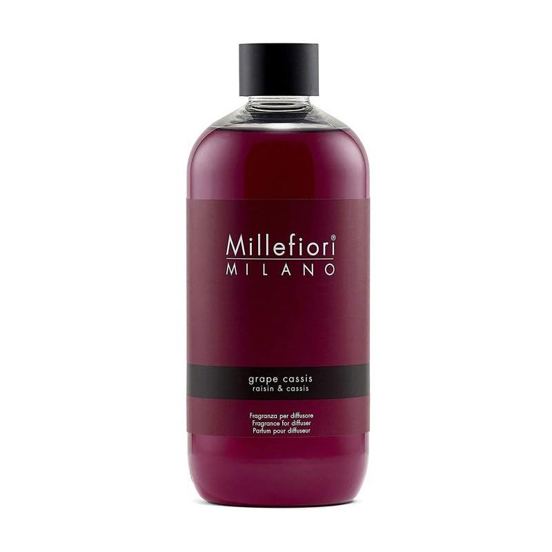 ricarica diffusore a bastoncini grape cassis natural 500ml