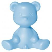 Lampada azzurra Teddy Boy