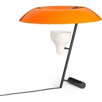 Lampada da tavolo arancio 548