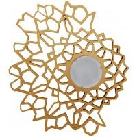 Plafoniera applique 56cm oro Notredame