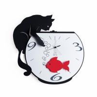 orologio tommy & fish nero goffrato