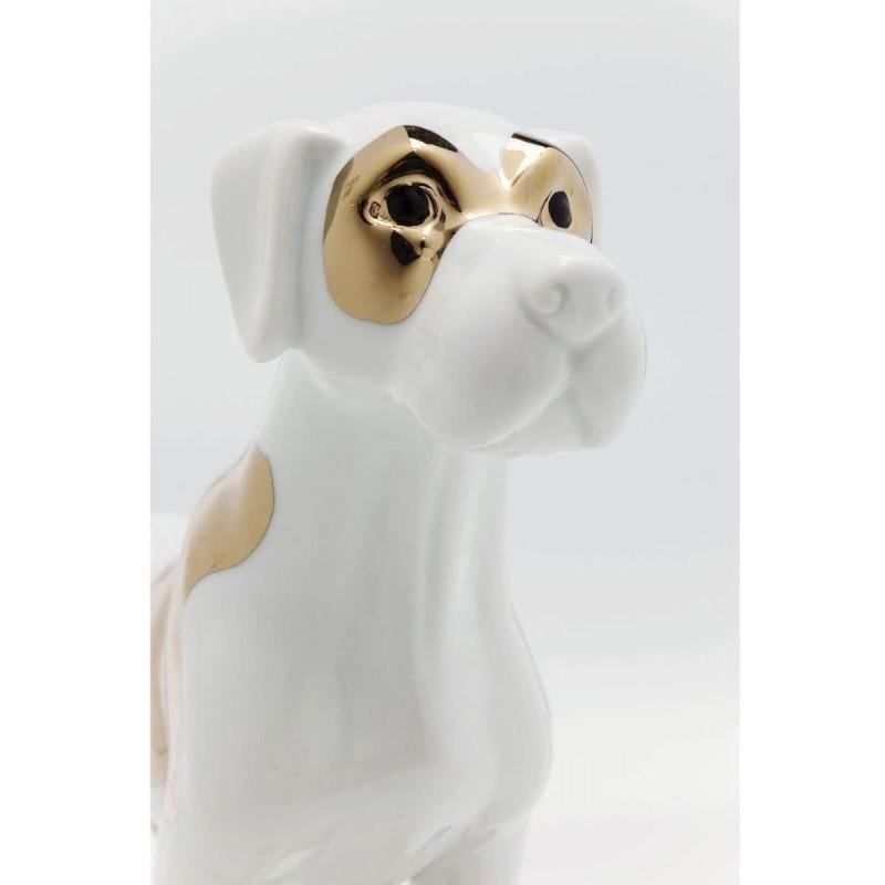 figura decorativa cane rubberboot 21cm