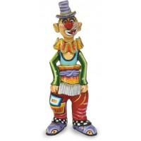 Statuina clown Udino 26cm