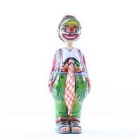 Statuina clown Ugo 26cm