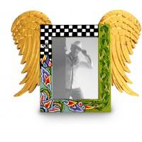 cornice portafoto wings