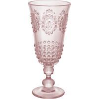Bicchiere liquore rosa Baroque e Rock