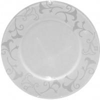 charme piatti panettone cm31 bianco sabbiato