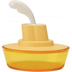 portaburro giallo ship shape