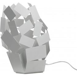 lampada bianca 18cm la stanza dello scirocco