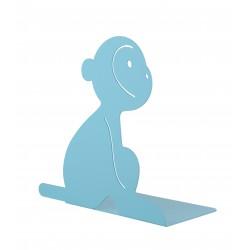 reggilibri scimmia azzurro lola