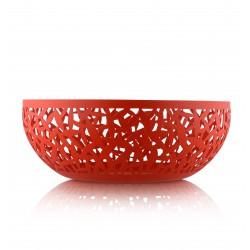 fruttiera rossa 29cm cactus