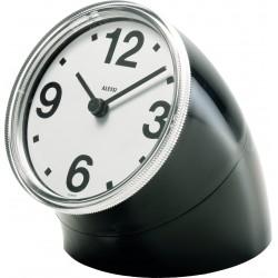 orologio da tavolo nero crono time
