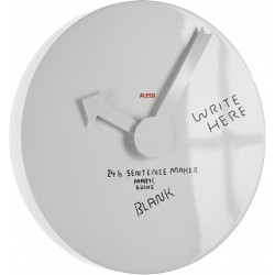 orologio blank wall clock