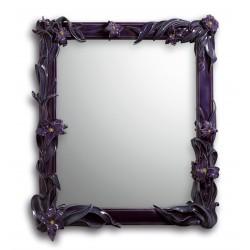specchio gigli  viola