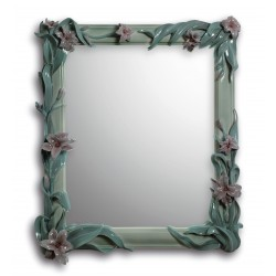 specchio gigli  verde